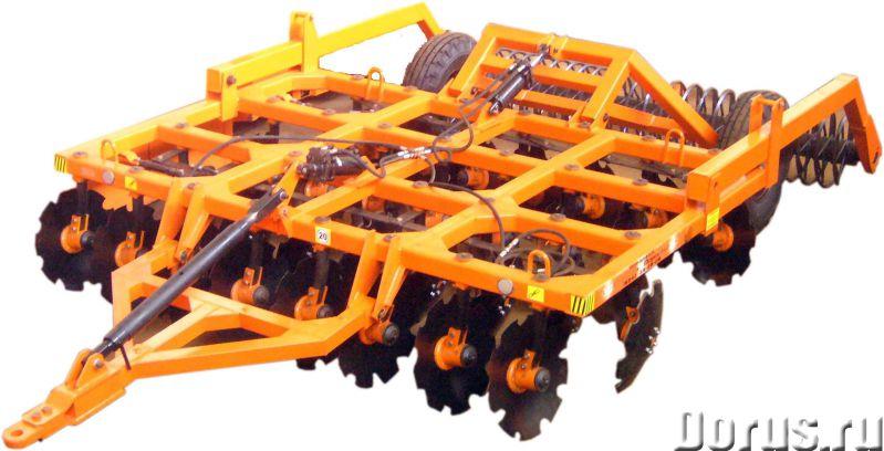 Борона дисковая БДМ (навесная, прицепная) - Сельхоз и спецтехника - Производим и реализуем бороны ди..., фото 9